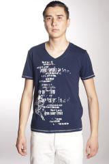 T-shirt homme imprimé T-017