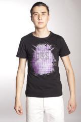 T-shirt homme D&Stava, vêtement tendance 2010 - W-63
