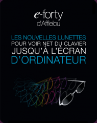 Lunettes e-forty