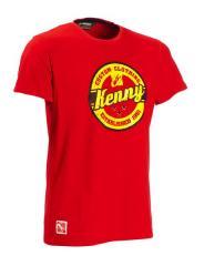 T-Shirt Kenny Custom Rouge