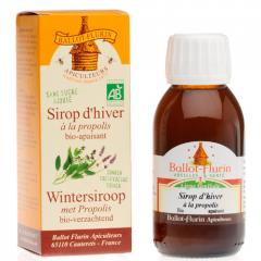 Bio-soothing propolis syrup