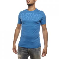 T-shirt G-star Dive rt royale bleu