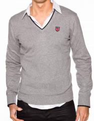 Pull Pepe Jeans Whitby Grey Marl