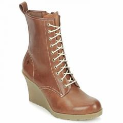 Boots Marcie - Dr Martens Marron