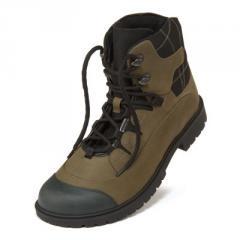 Bottines chaussure confort Helvesko: Sherpa -