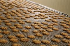 Cookies croustillants à déguster