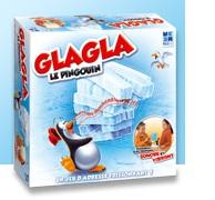Jeux enfants Glagla le pingouin