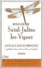Vin Coteaux d'Aix-en-Provence domaine