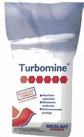 Aliments mineraux. Turbomine Rumen+