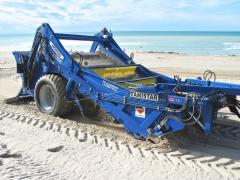 Le nettoyeur de plage Tamistar