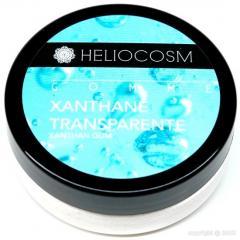 Gomme xanthane transparente