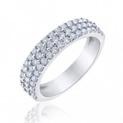 Bague diamant 3445
