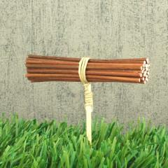 Matières décoratives Fagot marron