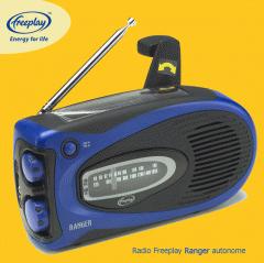 Radio autosuffisante Freeplay Ranger