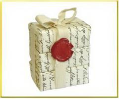 Présentations cadeau