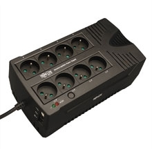Onduleur ultra-compact 750VA de technologie line interactive (prises françaises)
