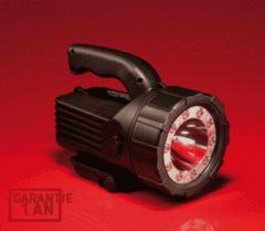 Projecteur halogene rechargeable