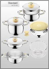 Ustensiles de cuisson Masterpiece Standard Kit