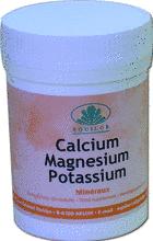 Calcium Magnésium Potassium