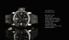 Montre P42 Immersion P42I-A-N-CAO