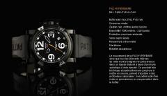 Montre P42 Hyperbare P42H-PVD-N-CAO