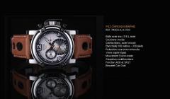 Montre P42 Chronographe P42C2- A-A-CGO