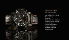 Montre P42 Chronographe P42C-PVD-N-ALL