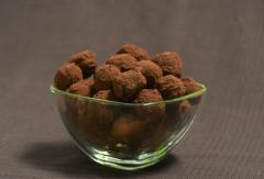 Truffle candies