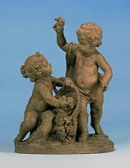 Sculpture Allégorie de la vigne, APTC038