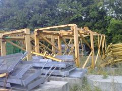 Systems for hoisting cranes