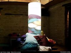Elément lumineux Light column