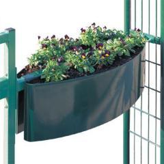 Jardinières pour barrières