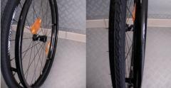 Main-courante Wheelgrip