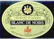 Cremant d`Alsace blanc de noirs brut 61