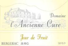 Vin Bergerac sec