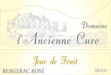 Vin Bergerac rosé sec