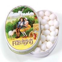 Bonbons en boite ovale 50 g - anis