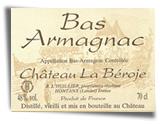 Armagnac cépage Baco