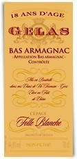 Armagnac cépage Folle Blanche