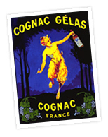Cognac et calvados