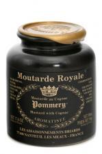 La moutarde Royale au cognac Pommery® 500 g