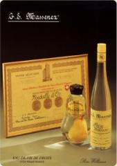 Eaux-de-vie Poire Williams