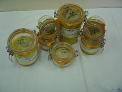 Les foies gras de canard entier