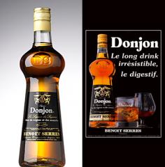 Le cognac Donjon