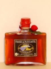 Liqueur de fraise de plougastel 20cl