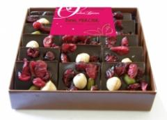 Chocolat noir  Oulan bator mendiants