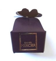 Chocolats pralinés Chemin de table