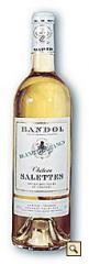 Vin blanc de blancs des Salettes
