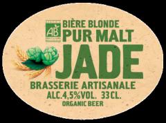 Bière bio  Jade