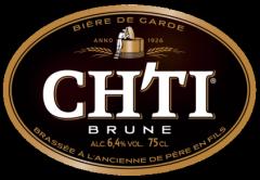 Bière Ch'ti brune